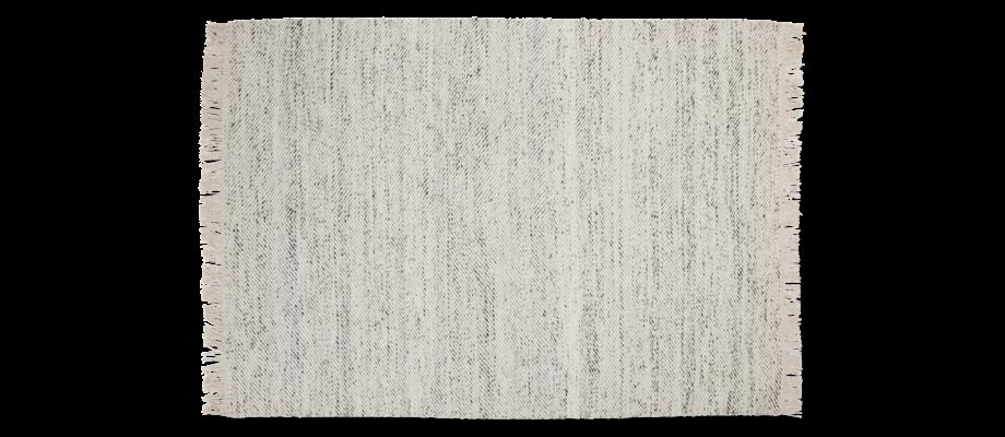 Linie Designs handvävda ull- och viskosmatta Molteno Grey i grå toner