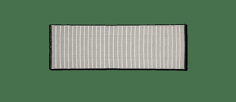 Linie Designs gångmatta Revelin Moss i bomull och ull