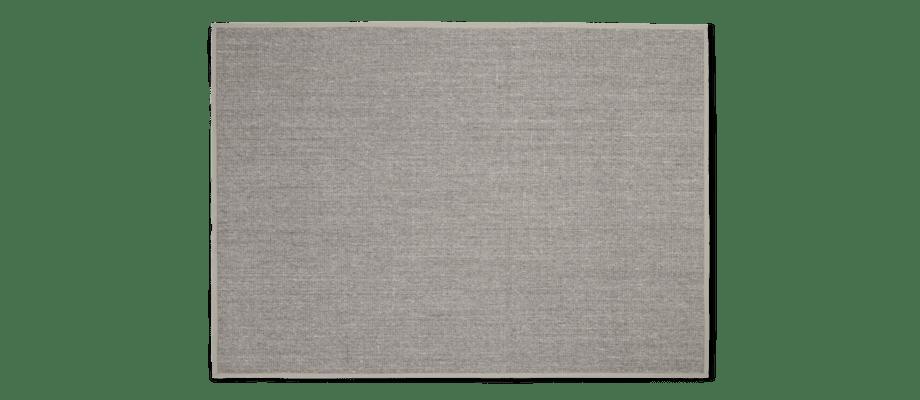 Linie Design Silas Sisalmatta i ljusgrå färg