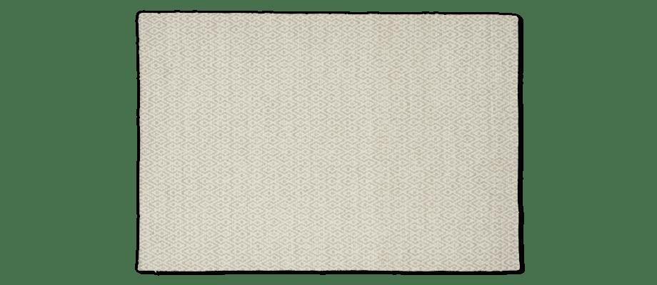 Linie Design Labyrinthe Matta i ljusgrå färg