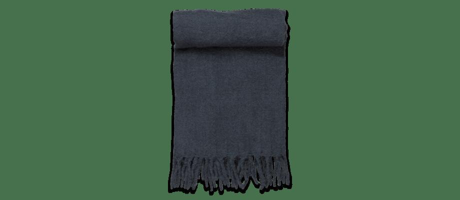 Linum Hugo Filt Dark Steel Blue
