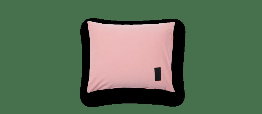 Magniberg Nude Pink Örngott i ekologisk bomull