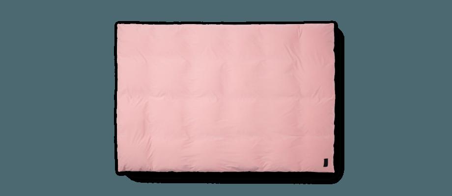 Magniberg Nude Pink Påslakan i ekologisk bomull