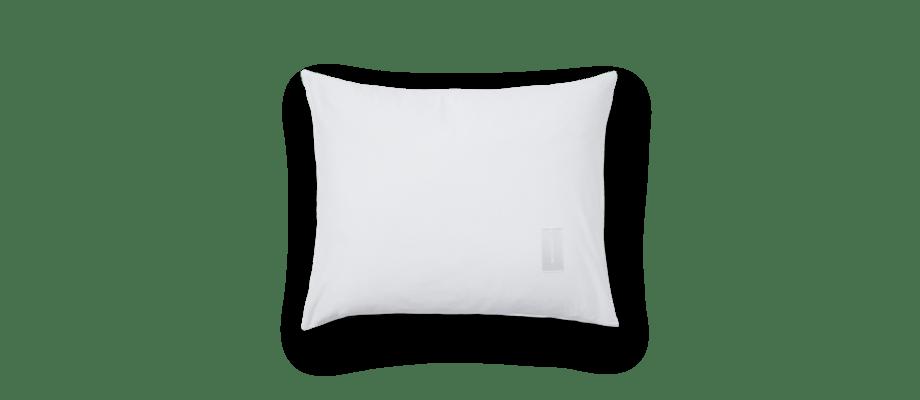 Magniberg Nude White Örngott i vit ekologisk bomull