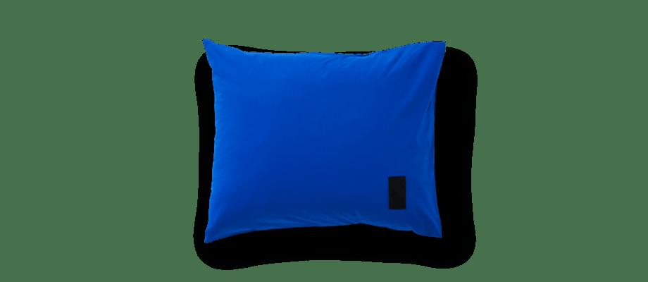Magniberg Pure Italian Blue Örngott i blå supimabomull
