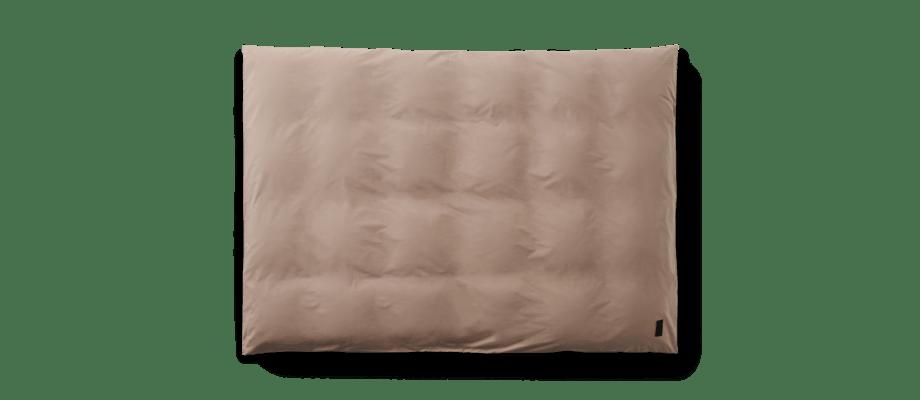 Magniberg Pure Sand Påslakan i sandfärgad supimabomull