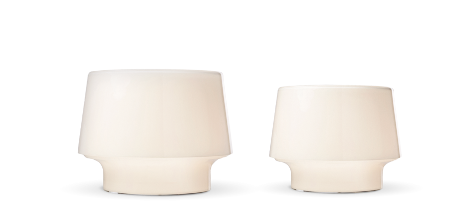 Muuto Cosy in White Bordslampa Large & Small
