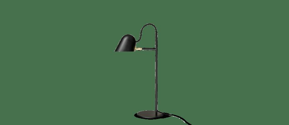 Örsjö Streck Bordslampa Svart/Mässing