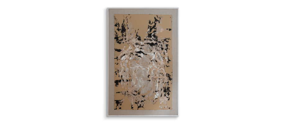 Simon Vendin Eternity I Tavla i akrylfärg på linneduk