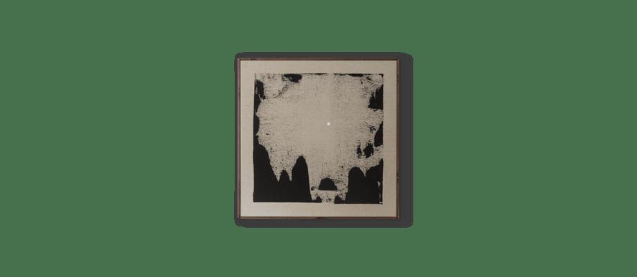 Simon Vendin Landscape VII Tavla i akrylfärg på linneduk