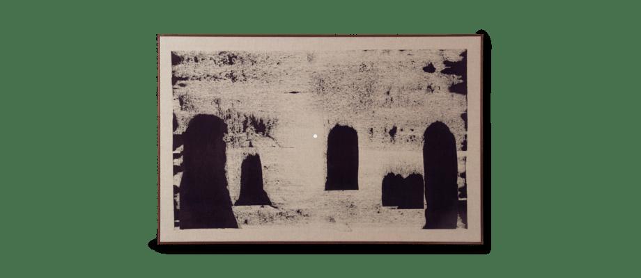 Simon Vendin Landscape XIV Tavla 92x142 cm