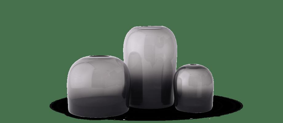 Vasen Troll Vase av Anderssen & Voll för Menu är inspirerad av Theodor Kittelsens tavla Nøkken