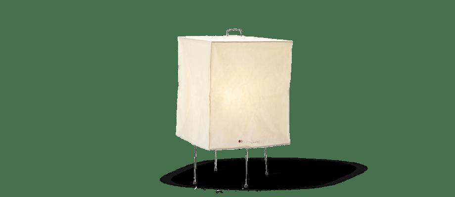 Lampan Akari XP1 från Vitra är designad av den berömda Isamu Noguchi