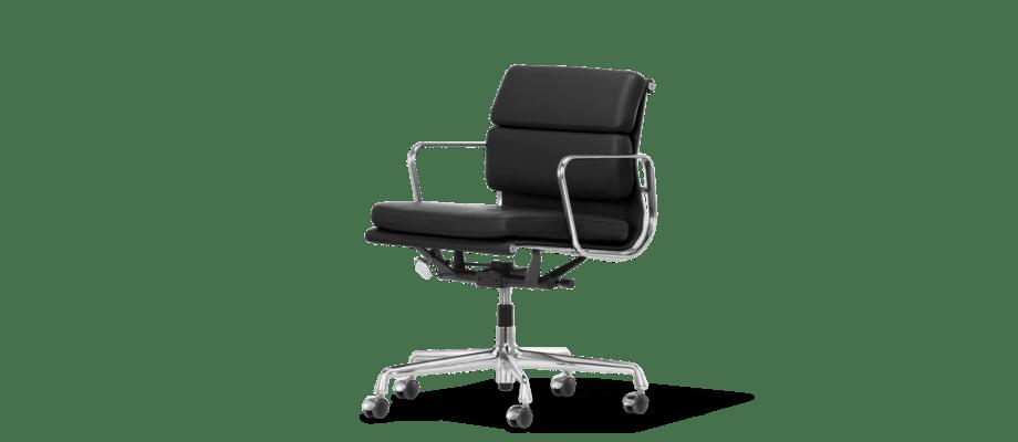Vitra EA 217 är en kontorsstol ur Eames serie Soft Pad Group