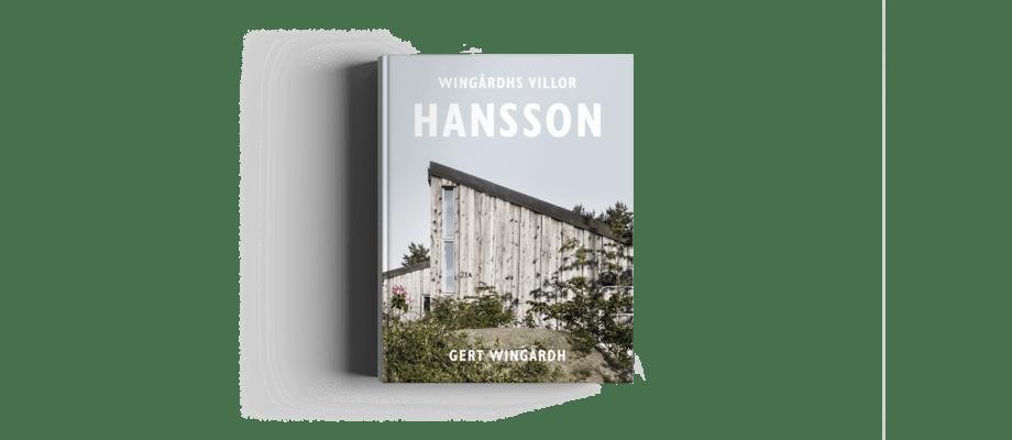 Wingårdhs Villor Hansson Bok