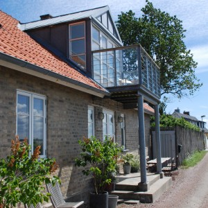 Foto: Nina Gerthel Privat hem i Skåne, Arkitekt Håkan Olsson